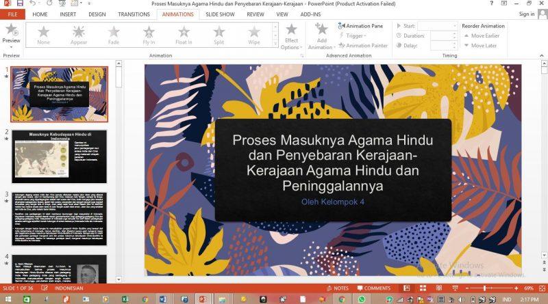 Cara Mudah Membuat Media Video Pembelajaran Dengan Power Point Lpmp Dki Jakarta